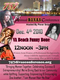First Annual D.I.V.A.S Conference