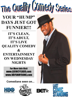 Quincy Carr Presents: The Quality Comedy Series