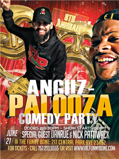 8th Annual Anguz-Palooza