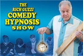 The Rich Guzzi Extreme Comedy Hypnosis Show