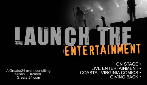 Launch the Entertainment