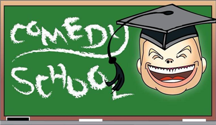 Comedy School Graduation