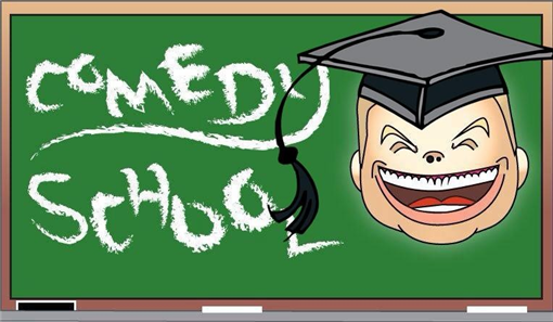 Comedy School Graduation