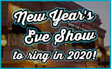 Comedy Countdown to Ring In The New Year with Clayton English