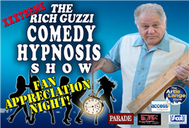 EXTREME Comedy Hypnosis Show