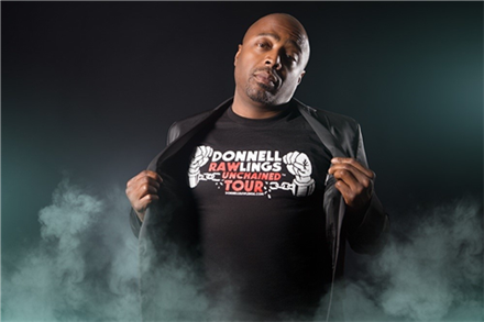 Cancelled - Donnell Rawlings